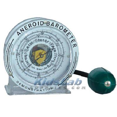 Aneroid Barometer Demonstration Kids Lab Supplies